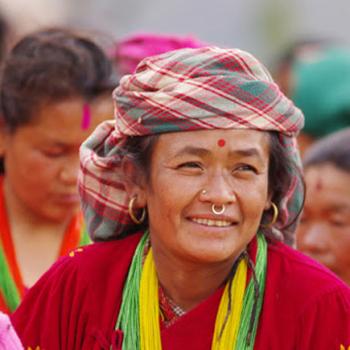nepal women