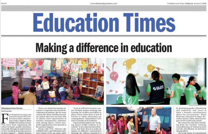 Education in Dolakha