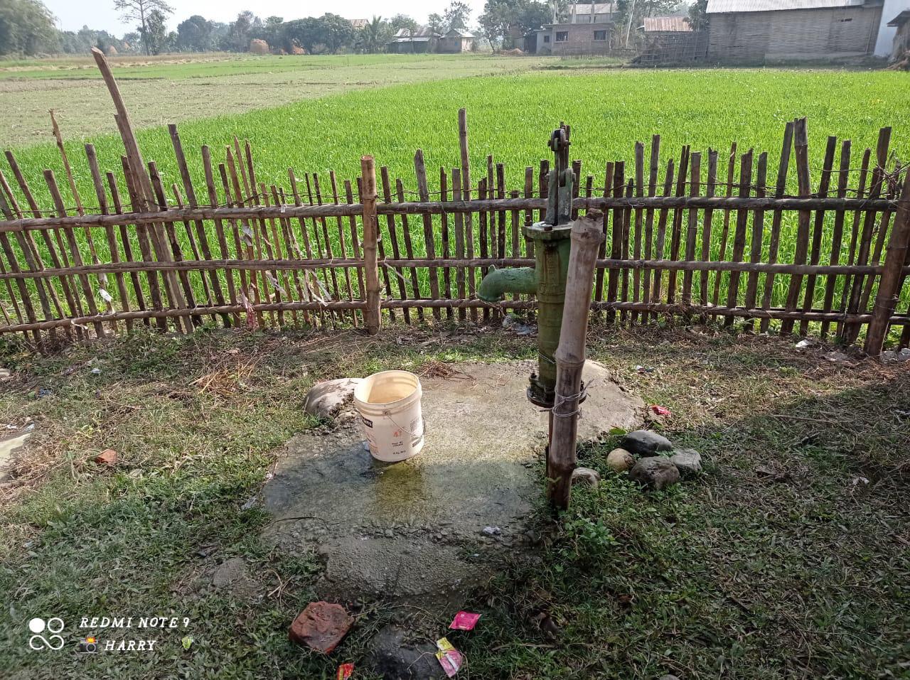 School water pump